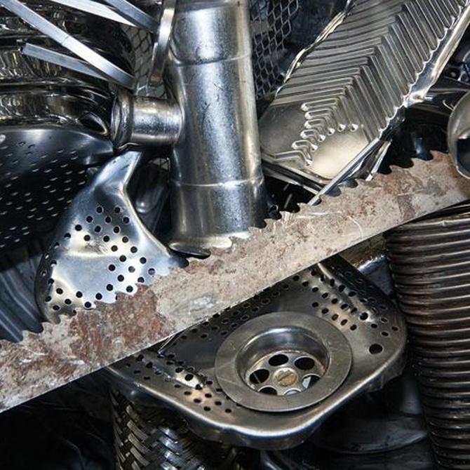 La importancia del reciclaje de chatarra