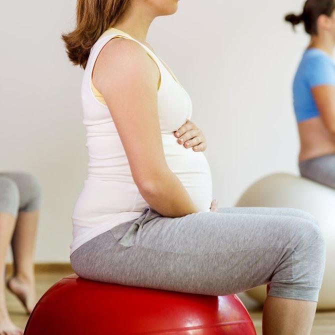 Los beneficios del pilates tras el parto