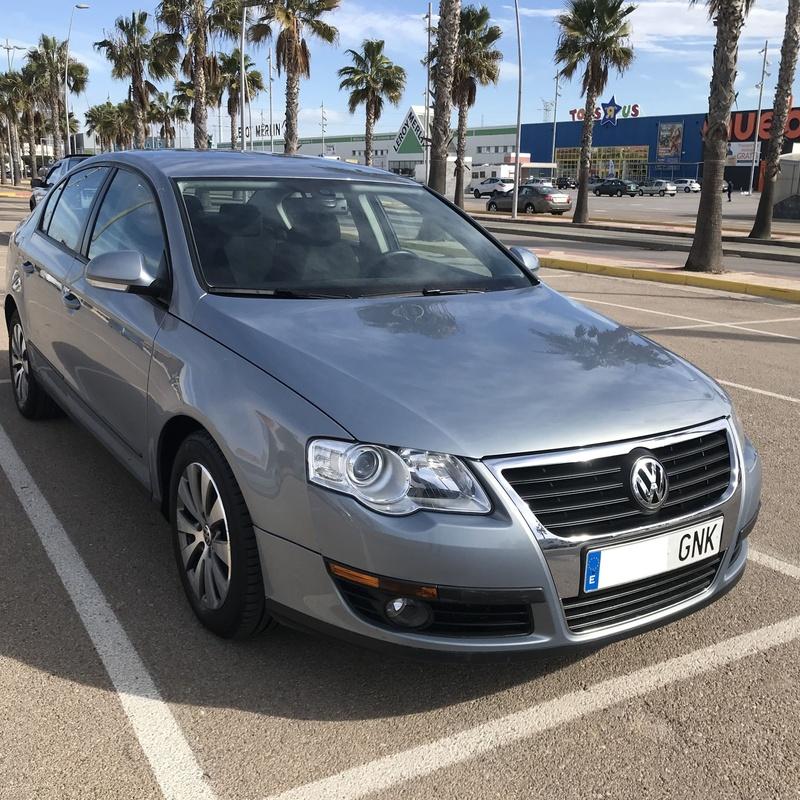V.W. PASSAT TDI: COCHES DE OCASION de Automóviles Parque Mediterráneo