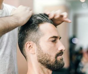 Curso de barbería y peluquería masculina
