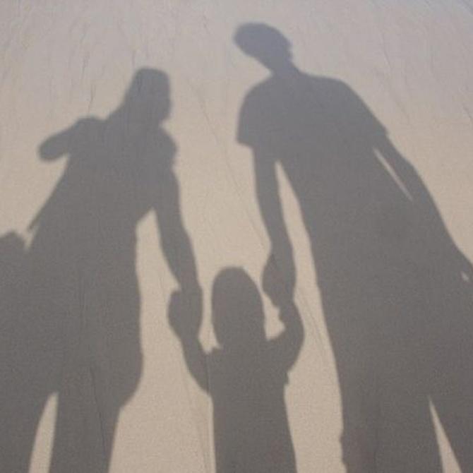 Compartir la custodia de los hijos cuando se produce el divorcio