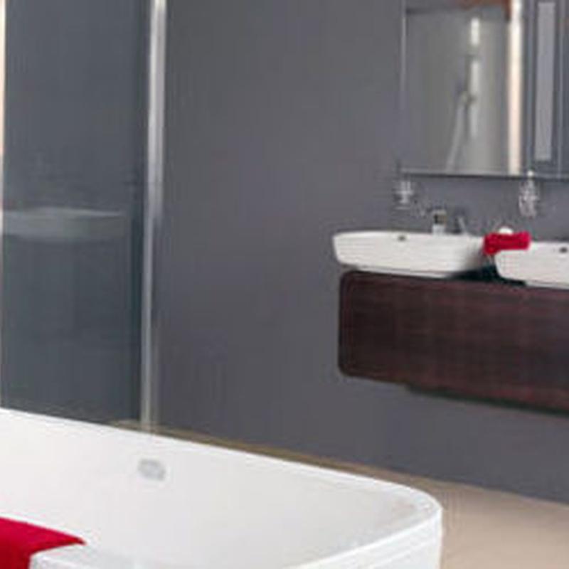 Mamparas de baño : Catálogo ventanas de aluminio de Aluminios Fabritec