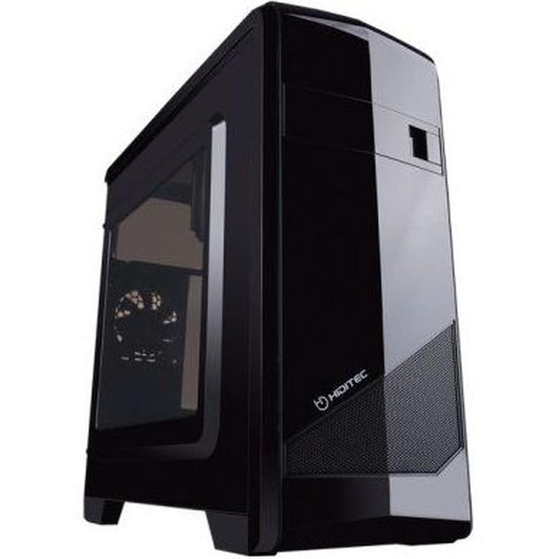 Hiditec Caja Micro ATX M10 USB3.0+Lec.Tarj: Productos y Servicios de Stylepc