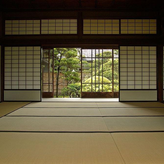 Los distintos tipos de paneles japoneses