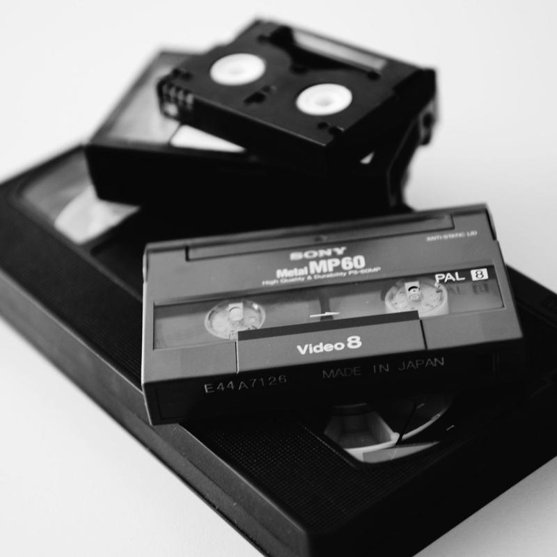 Digitalización de cintas de vídeo a DVD o pendrive: Servicios de Foto Antonio