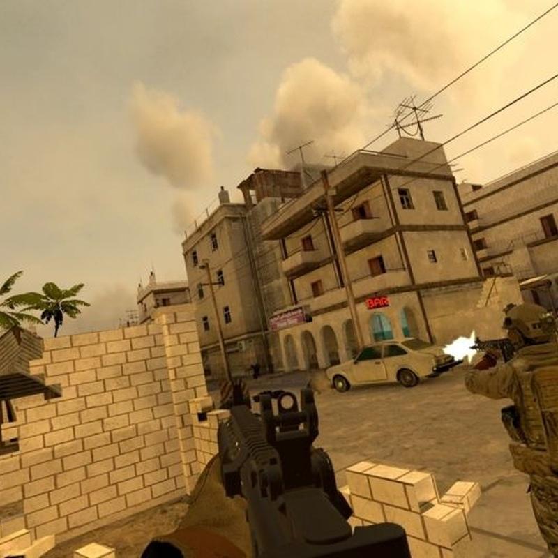 Onward: Juegos de Coruña Virtual Games