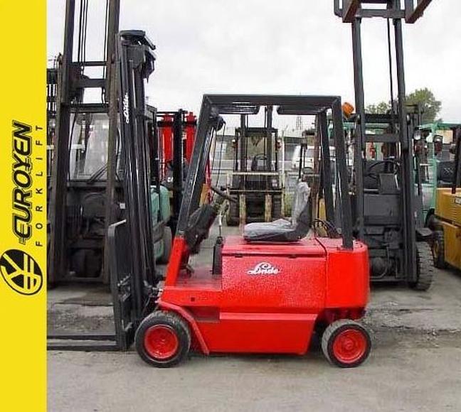Carretilla eléctrica YALE Nº 2567: Productos y servicios de Comercial Euroyen, S. L.