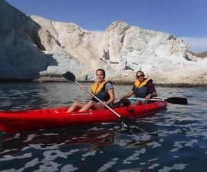 Excursiones en kayak por la costa del Parque Natural Cabo de Gata - Níjar