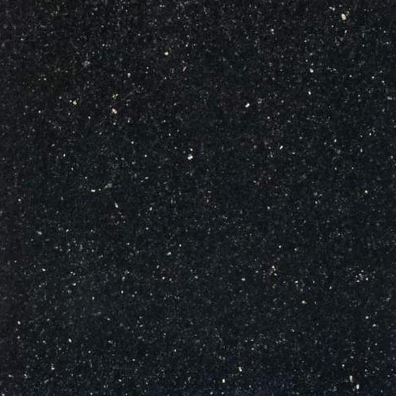 Granito negro galaxy