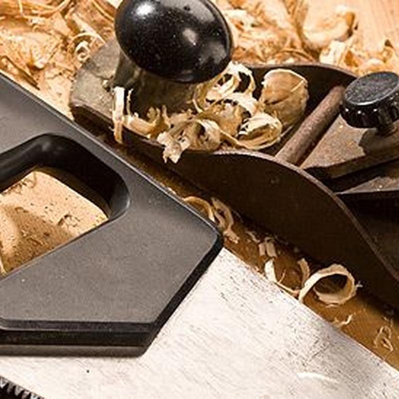 Carpintería en madera: Servicios de N&Breformas