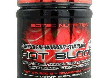 Complex Pre-Workout Stimulant