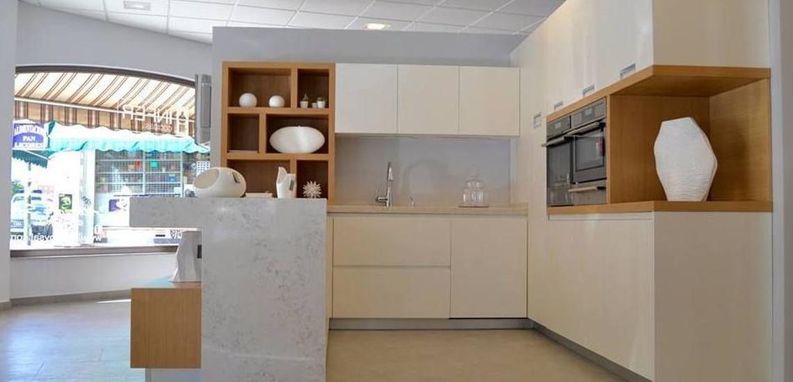 Muebles de cocina a medida en Zaragoza con Muebles Marino