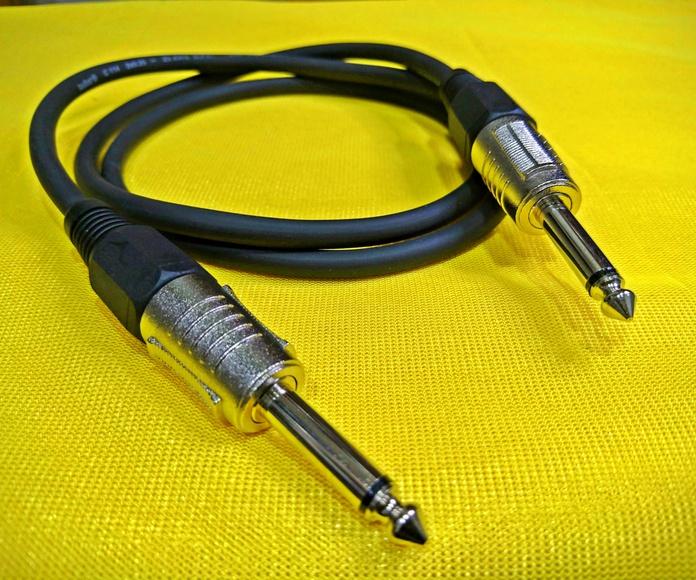 CABLE JACK 6.3 MONO A JACK 6.3 MONO: Nuestros productos de Sonovisión Parla