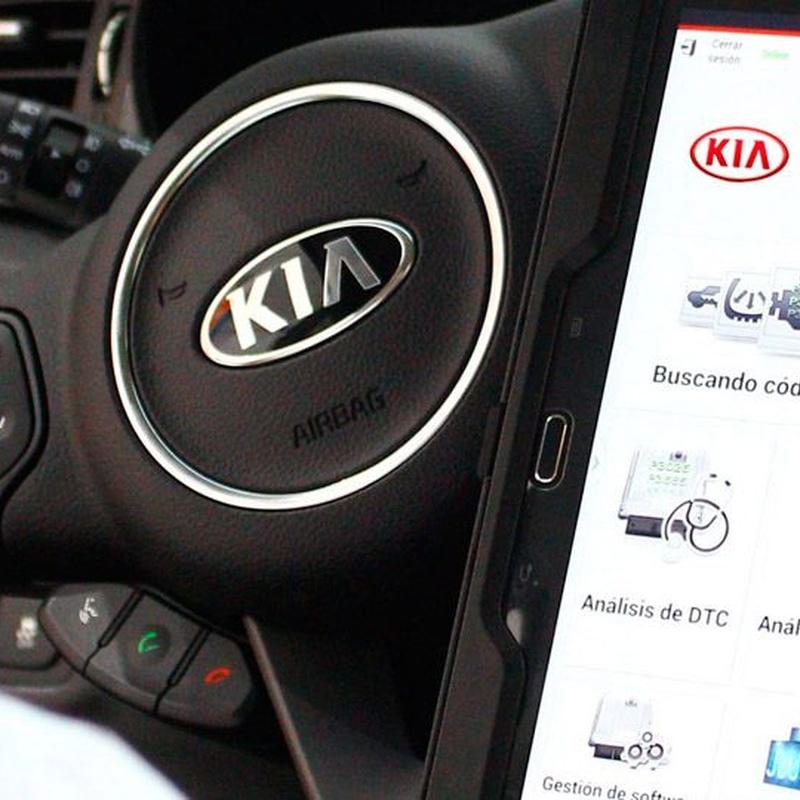 Cita taller online y servicios para nuestros clientes: Servicios especializados de Auto Nieto
