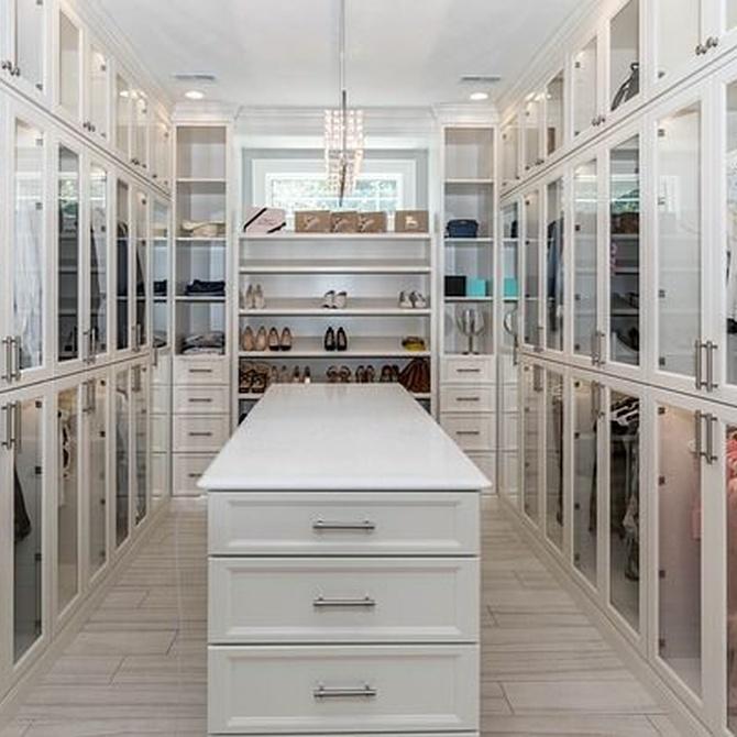Organizar tu armario, organizar tu vida