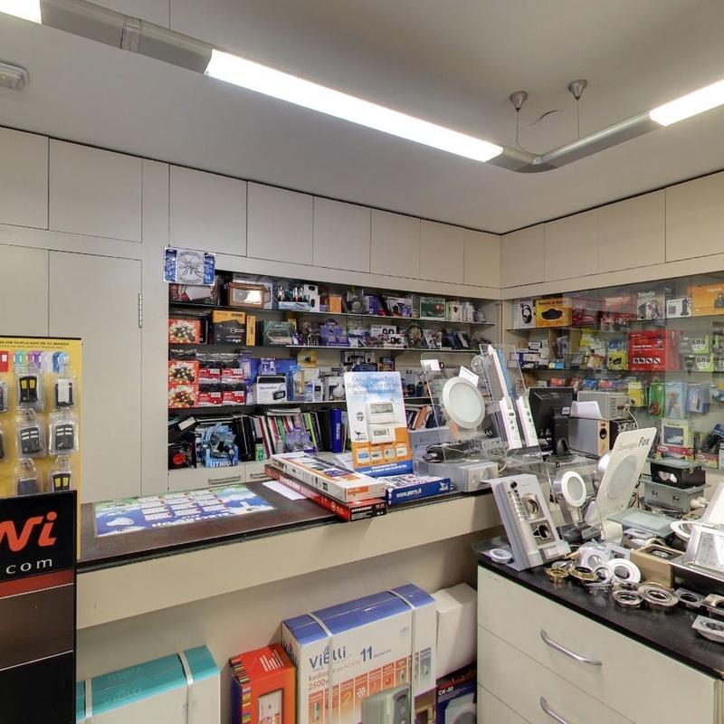 Material eléctrico: Productos de Cofrelec Eléctrica Molins