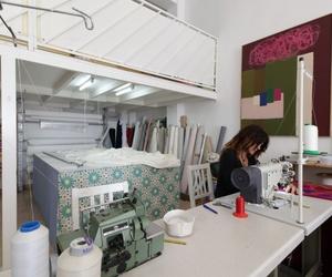 Tapicería creativa de Ibitoldos en Ibiza
