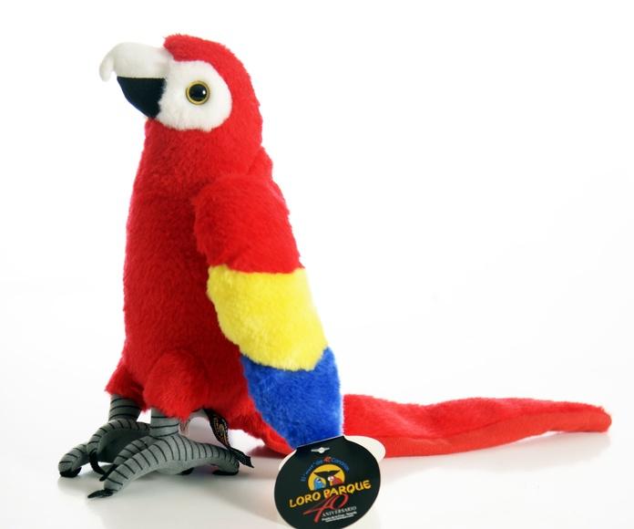 Guacamayo Rojo: Productos de BELLA TRADICION