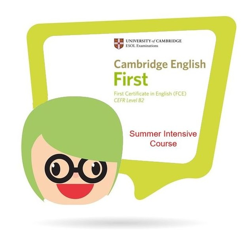 FCE image courtesy of University of Cambridge ESOL Examinations