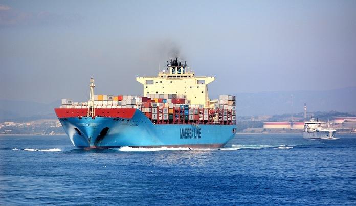 Exportación. Tráfico marítimo: Servicios de Champions International Transports & Moving