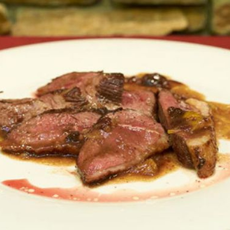 Carnes: Carta de Restaurante Aitana