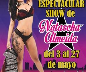 ESPECTACULAR SHOW DE NATASCHA ALMEIDA
