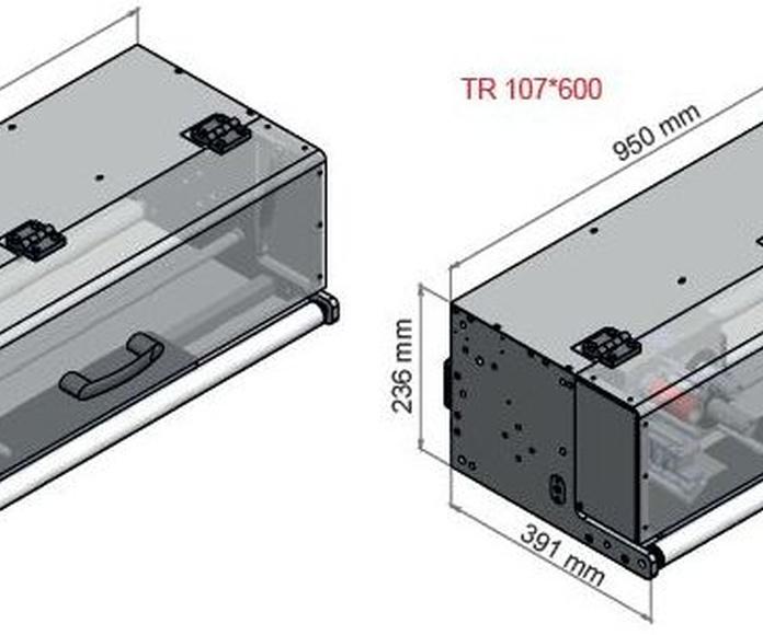 Nuevas impresoras Traverse: Servicios y Productos de Simacod Projects