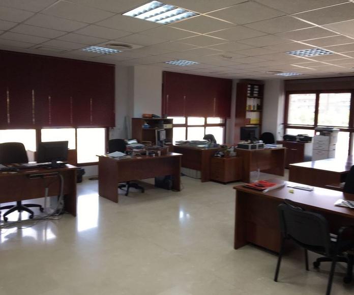 Alquiler de oficinas Av.Francia