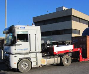 Tractoras de 6x2
