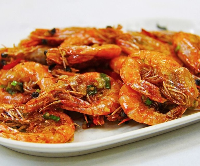 Pescados y Mariscos Listado: Carta de precios de China Ming