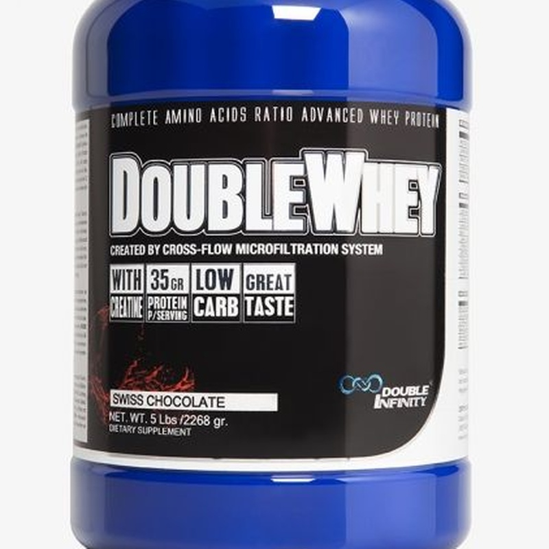 Double Whey: Catálogo de Productos de Creating Muscle