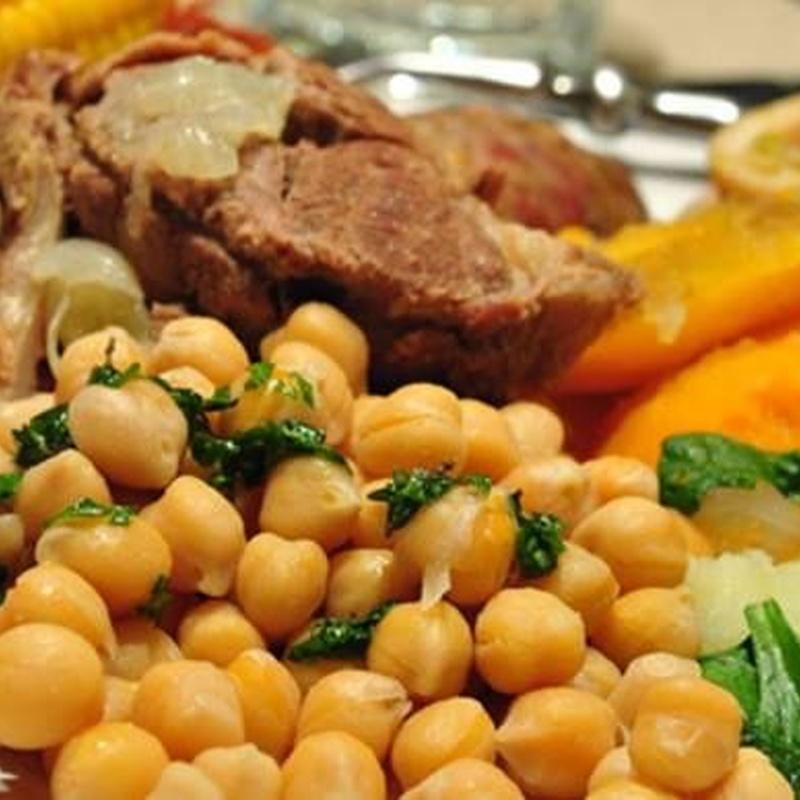 Sopas y potajes: Carta de Casa Gregorio Restaurante Típico Canario