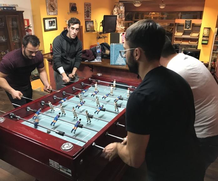 Futbolín catalán