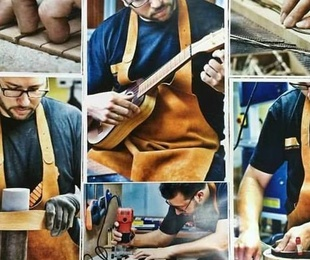 Fabricación y Reparación de instrumentos Abraham Luthier