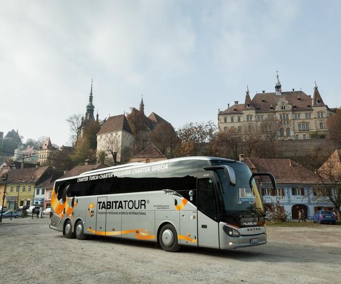 Ofertas especiales de transportes: Servicios de Tabita Tour Madrid (Meco)