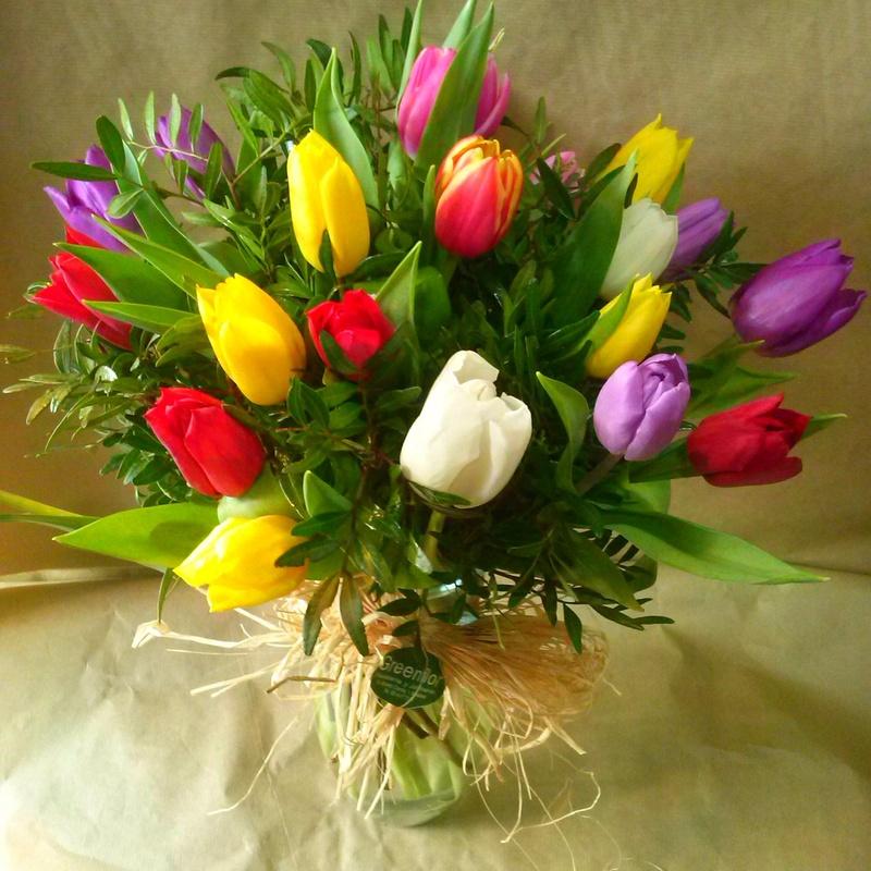 Tulipanes.: Productos y servicios de Greenflor