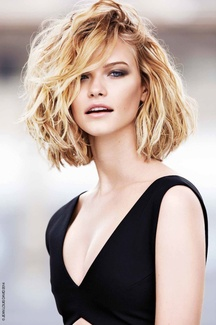 Cuidados del cabello rubio