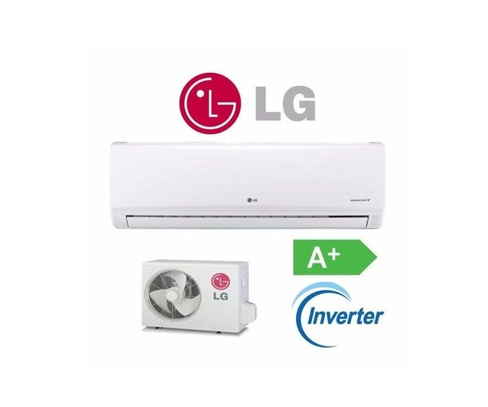 LG Z12EM: Productos de Valle Gas Clima
