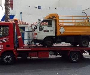 gruas para coches Tenerife