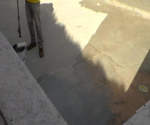 Impermeabilización con poliurea en Jaén | Cebrián Impermeabilizaciones y Aislamientos