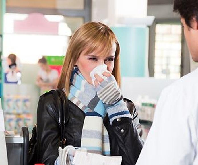 Asesoramiento farmacéutico: Servicios de Farmacia María Dolores Arroyo