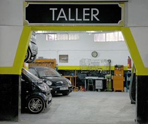 Mantenimiento y garaje para vehículos clásicos