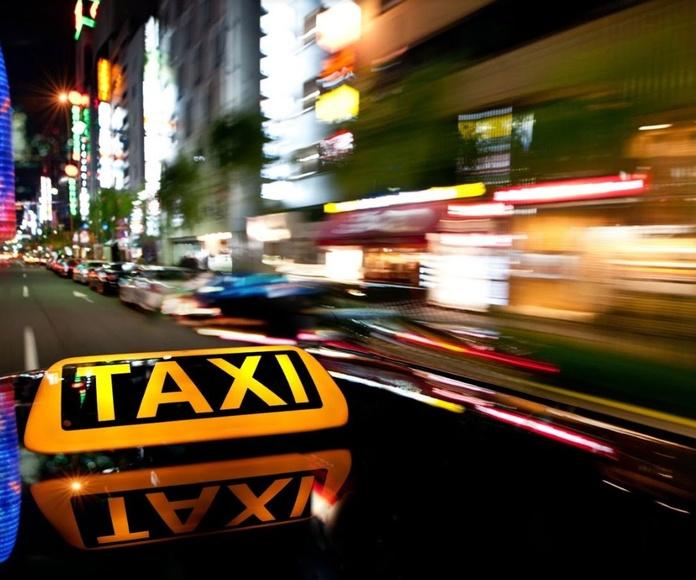 Servicio a mutuas: Servicios de Taxis Granollers