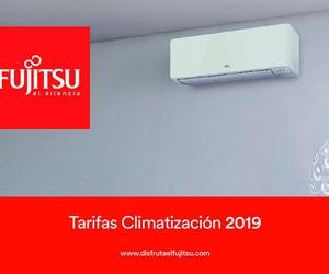 OFERTAS DE AIRE ACONDICIONADO FUJITSU 2019