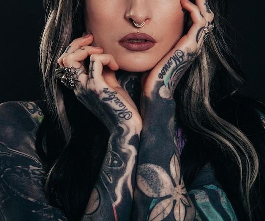 Tatuajes tridimensionales
