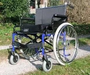 Sillas de ruedas infantil