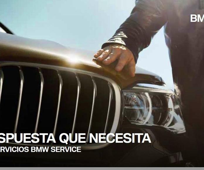 Guía de Servicios BMW