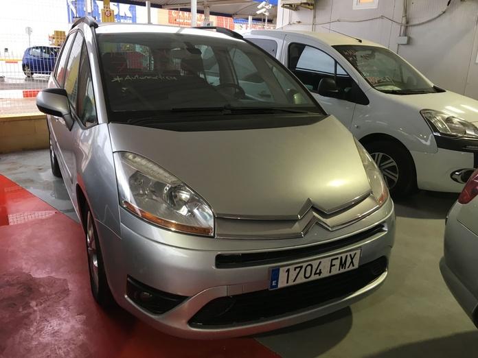 C4 GRAND PICASSO: COCHES DE OCASION de Navirent-Automóviles Parque Mediterráneo