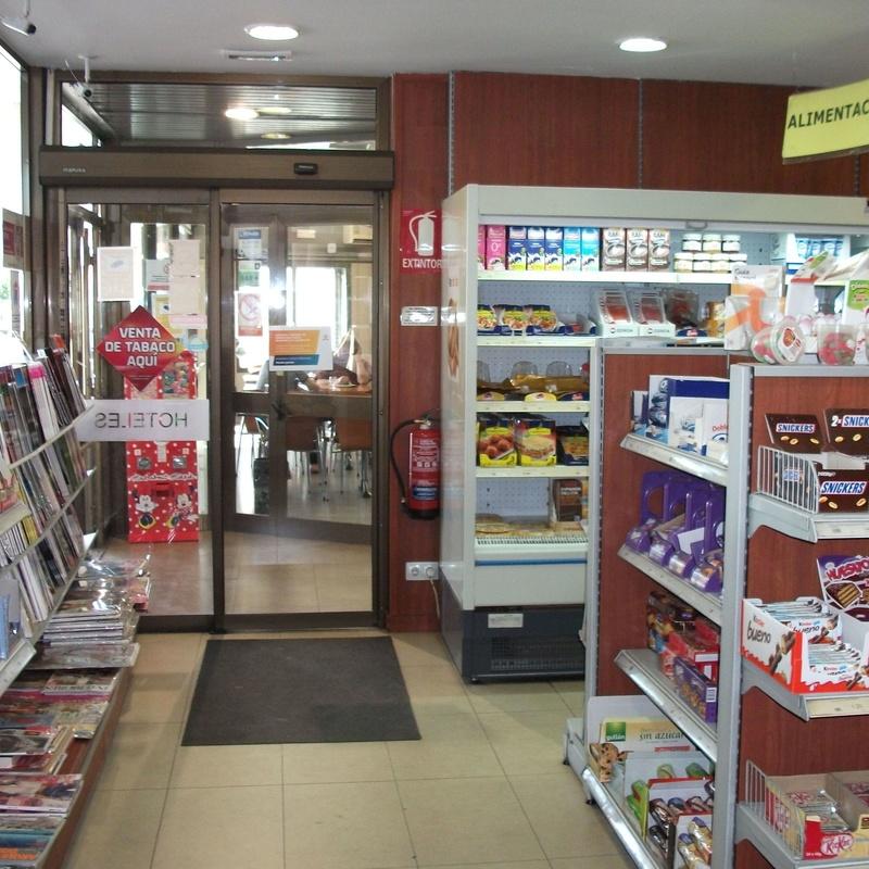 TIENDA: Productos y servicios de Estación de Servicio San Rafael