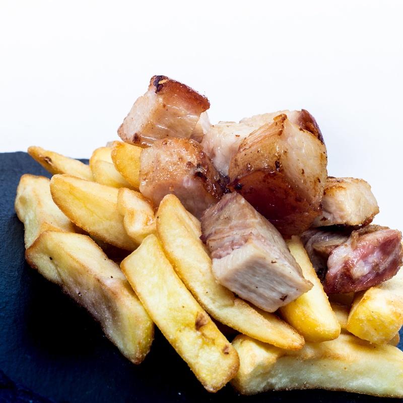 PAPARRON: CARTA DE PRODUCTOS de Chicken Grill